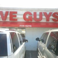 """Photo taken at Five Guys by """"Mr.G Shock"""" on 8/16/2012"""