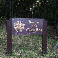 Photo taken at Trilha Bosque Dos Carvalhos - by Julia M. on 12/4/2011