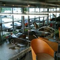 Photo taken at Auto Rossel GmbH | VW Skoda Audi Porsche by Mister K. on 6/21/2011