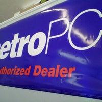 Photo taken at Metro Pcs by Randolph N. on 11/5/2011