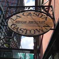 Photo taken at La Casita by Bew B. on 5/4/2012