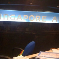 Photo taken at Singapore Airlines by William W. on 1/12/2011