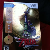 Photo taken at Gamestop by Andrew B. on 11/20/2011