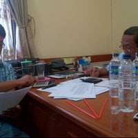 Photo taken at PT Putraja Perkasa Head Office by puspa l. on 10/17/2011