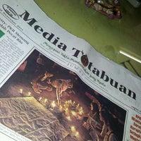 Photo taken at PT Lintas Media Sulut by Ryan B. on 12/2/2011