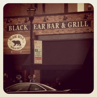 Photo taken at Black Bear Bar & Grill by Jenn F. on 8/16/2011
