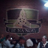 Photo taken at Tír na nÓg Irish Pub by Paige L. on 10/30/2011