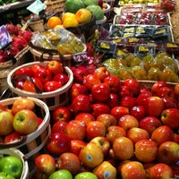 Photo taken at Burlingame Produce by Jessica H. on 4/16/2011