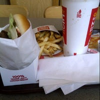 Photo taken at Wendy's by Lorna S. on 5/2/2012