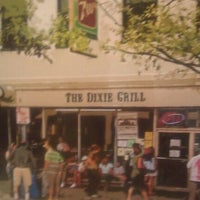 Photo taken at Dixie Grill by dalm8ton g. on 9/15/2011