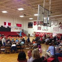 Photo taken at St. Mary Catholic School by Nathan H. on 5/4/2012
