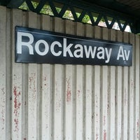 Photo taken at MTA Subway - Rockaway Ave (3) by Jamell M. on 8/21/2012
