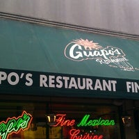 Photo taken at Guapo's Restaurant by Jimmy T. on 8/18/2012