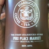 Photo taken at Starbucks by khedr b. on 9/4/2012