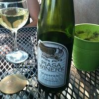 Photo taken at Piasa Winery And Pub by Jaush V. on 6/8/2012