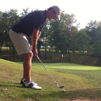 Photo taken at Eagle Knoll Golf Course by Dan on 8/24/2012