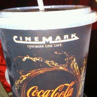 Photo taken at Cinemark by Cesar d. on 6/23/2012