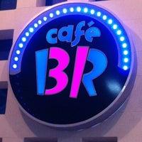 Photo taken at Baskin Robbins Cafe by Wafa on 7/3/2012