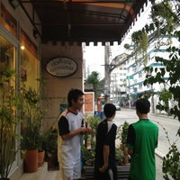 Photo taken at สวนข้าวแฟ by p_pumpuiii on 8/8/2012