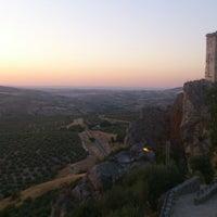 Foto tomada en Castillo de Zuheros por Curro D. el 7/7/2012
