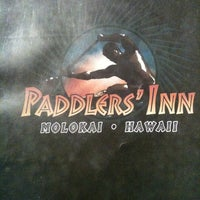 Photo taken at Paddler's Inn by Janie H. on 2/27/2012