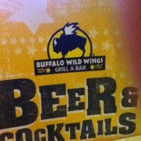 Photo taken at Buffalo Wild Wings by Claudime R. on 5/8/2012