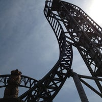 Photo taken at Canobie Lake Park by Chu on 8/23/2012