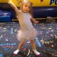 Photo taken at Pump It Up by Vicky L. on 8/26/2012