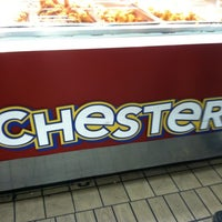 Photo taken at Chester's Chicken by Katt r. on 2/25/2012