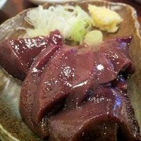 Photo taken at 下町再生酒場 ももこ by Toshikatsu F. on 6/29/2012