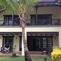Photo taken at Hacienda Pinilla by Guido M. on 4/5/2012