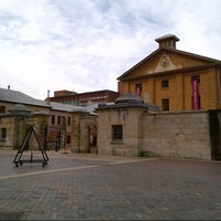 Photo taken at Hyde Park Barracks Museum by Keith A. on 8/15/2012
