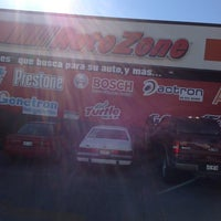 Photo taken at AutoZone by Angel C. on 4/25/2012