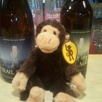 Photo taken at Nantahala Brewing Company by Dan R. on 7/27/2012