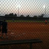 Photo taken at Houston Sportplex by John N. on 4/5/2012