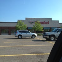 Photo taken at Hannaford Supermarket by Randy A. on 6/17/2012