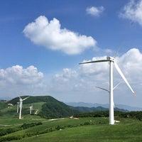 Photo taken at Samyang Ranch by Yoonski K. on 6/18/2012