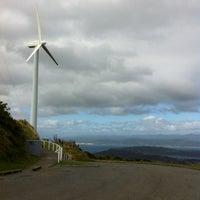 Photo taken at Wellington Wind Turbine by Shereen L. on 3/4/2012