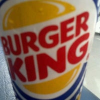 Photo taken at Burger King by Gato M. on 3/8/2012