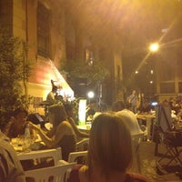 Photo taken at Mercato delle Erbe by Valentina P. on 7/19/2012