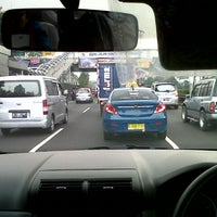 Photo taken at Jalan Jenderal Gatot Subroto by Mossy T. on 7/9/2012