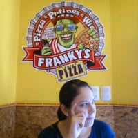 Photo taken at Franky's Pizza by JAngel R. on 7/15/2012