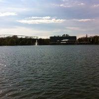 Das Foto wurde bei Maschsee von Michael H. am 4/22/2012 aufgenommen