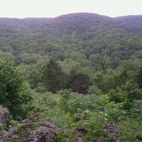 Photo taken at Greensfelder County Park by Wendee S. on 5/6/2012