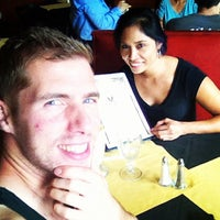 Photo taken at Taj Mahal Grill by Amor L. on 9/8/2012