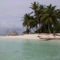 Photo taken at Asdu Sun Island by Pito R. on 6/7/2012