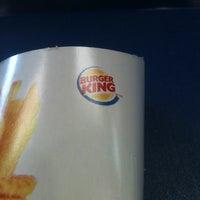 Photo taken at Burger King by DeMario C. on 3/3/2012