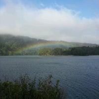 Photo taken at Sawyer Camp Trail by Nadia B. on 7/14/2012