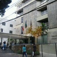Photo taken at Tribunal Regional do Trabalho da 8ª Região by Tiago C. on 6/4/2012