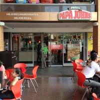 Photo taken at Papa John's by MtV on 6/23/2012